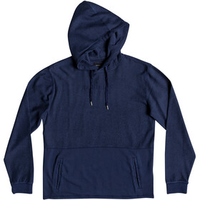 Quiksilver Voodoo Red Zone Hoodie Men, medieval blue